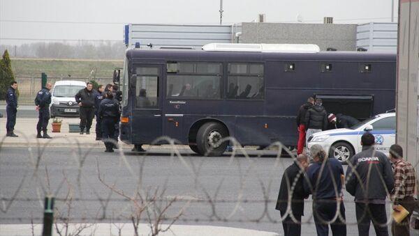 Yunanistan - Türkiye sığınmacı iade - Sputnik Türkiye