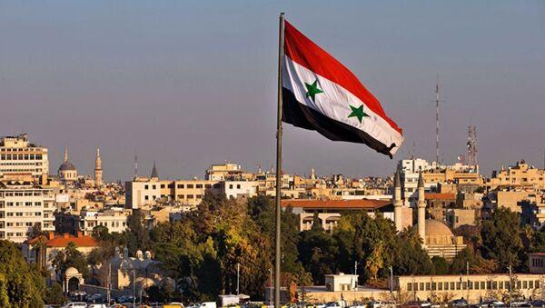 Suriye - Sputnik Türkiye