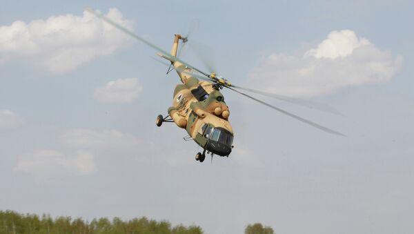 Mi-17 helikopter - Sputnik Türkiye