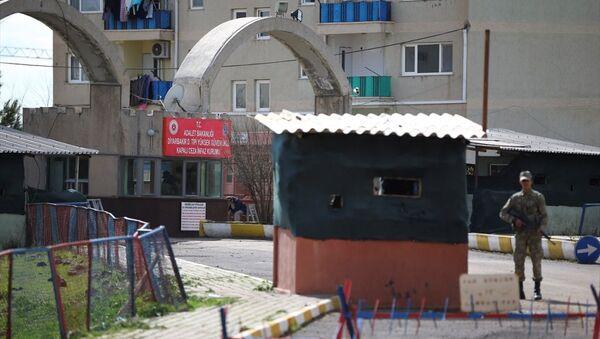Diyarbakır D Tipi Ceza İnfaz Kurumundan 6 mahkum firar etti. - Sputnik Türkiye