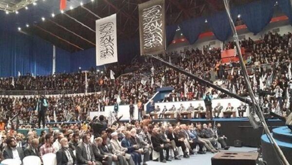 Ankara'da 5 bin kişi hilafet istemek için toplandı - Sputnik Türkiye