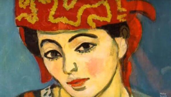 Kadın portrelerinin 500 yılı - Sputnik Türkiye