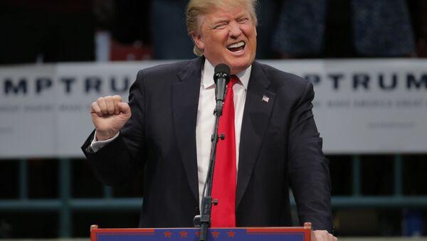 ABD'li başkan aday adayı Donald Trump - Sputnik Türkiye