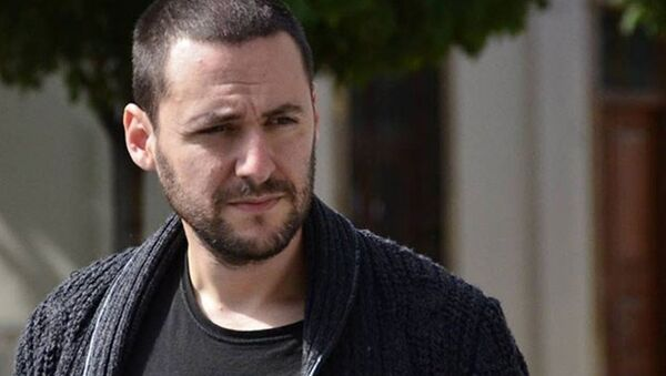 BirGün Gazetesi Yayın Danışmanı ve Yazarı Barış İnce - Sputnik Türkiye