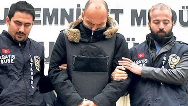 Çocuğa asit atan saldırgan için 24 yıl hapis talebi - Sputnik Türkiye