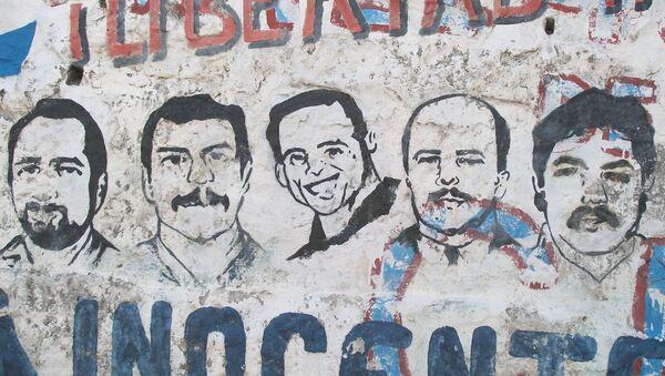 The Cuban Five - Sputnik Türkiye