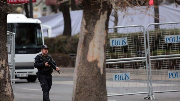 Ankara Kızılay'da patlama - Sputnik Türkiye