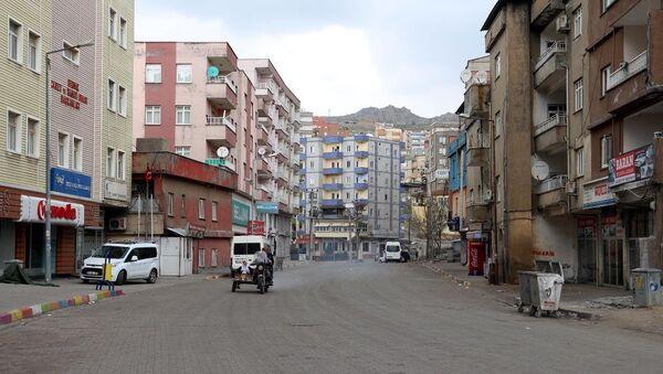 Şırnak - operasyon - sokağa çıkma yasağı - Sputnik Türkiye