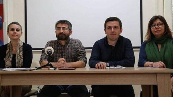 3 akademisyen tutuklandı - Sputnik Türkiye