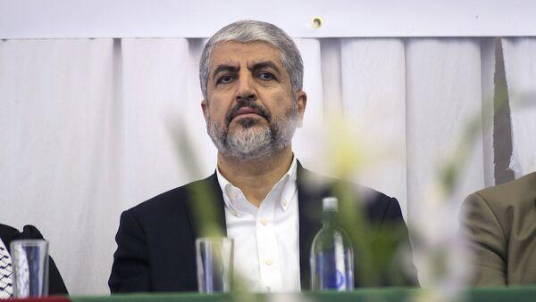 Hamas Siyasi Büro Başkanı Halid Meşal - Sputnik Türkiye