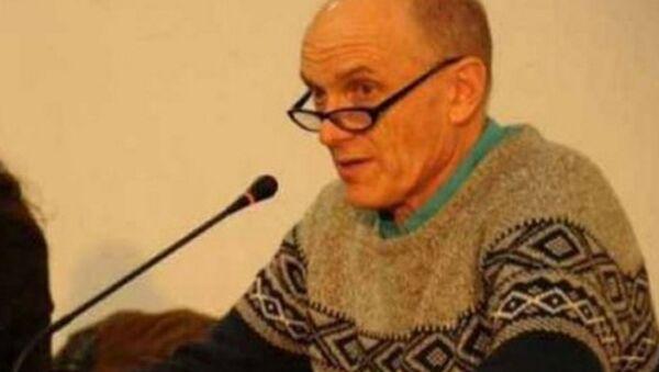İngiliz akademisyen Chris Stephenson - Sputnik Türkiye