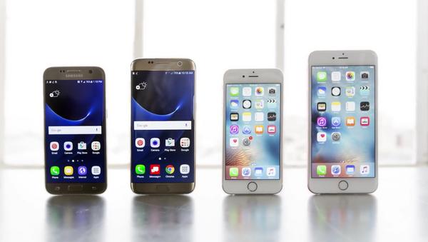 iPhone ve Galaxy ne kadar dayanıklı? - Sputnik Türkiye