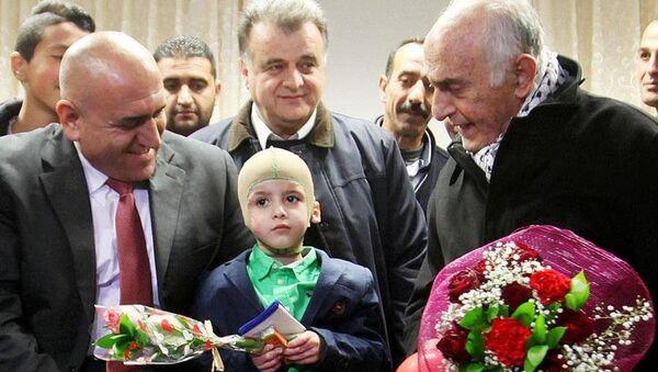 Filistinli Ahmet Devabişe - Sputnik Türkiye