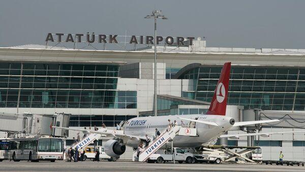 Atatürk Havalimanı - Sputnik Türkiye