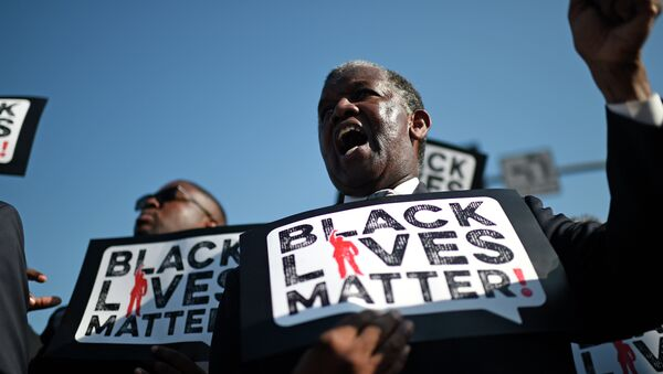 Black Lives Matter / Siyahların Hayatı Önemlidir - Sputnik Türkiye
