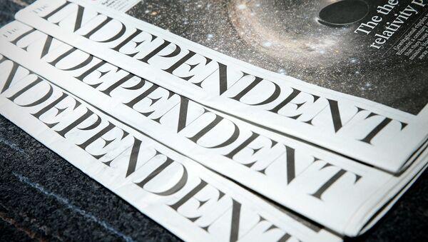 İngiliz The Independent gazetesi, yayılı basın hayatına son verdi - Sputnik Türkiye