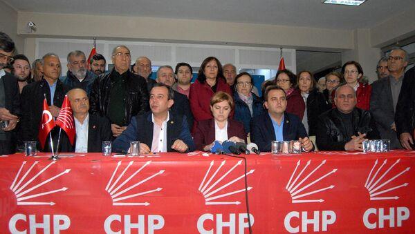 CHP Düzce İl Başkanı Zekeriya Tozan'ın saldırıya uğradı - Sputnik Türkiye
