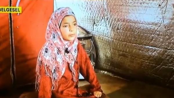 TRT ekranında Suriyeli çocuk: Kendimi patlatırdım! - Sputnik Türkiye