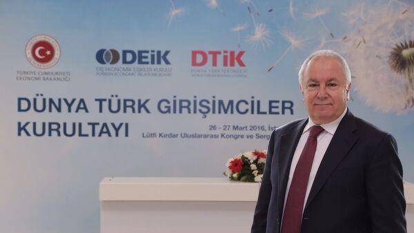 DTİK Avrasya Komitesi Başkanı Ali Galip Savaşır - Sputnik Türkiye