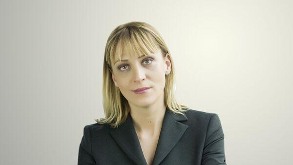 Gazeteci Ceyda Karan - Sputnik Türkiye