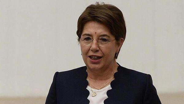 TBMM Başkanvekili Ayşe Nur Bahçekapılı - Sputnik Türkiye