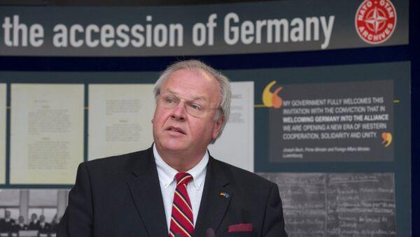 Almanya'nın Ankara Büyükelçisi Martin Erdmann - Sputnik Türkiye