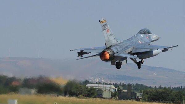 Türk Hava Kuvvetleri - Sputnik Türkiye
