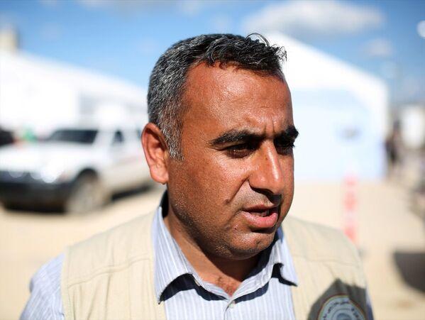 IŞİD 2 bin iç göçmeni yerinden etti - Sputnik Türkiye