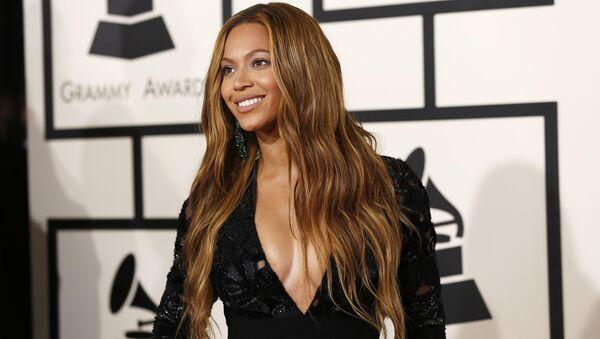 ABD'li şarkıcı Beyonce - Sputnik Türkiye