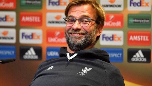 Liverpool teknik direktörü Jürgen Klopp - Sputnik Türkiye