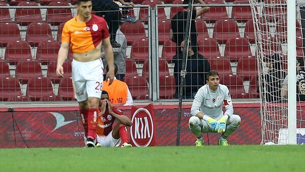Galatasaray, Çaykur Rizespor karşısında 1 puana razı oldu - Sputnik Türkiye