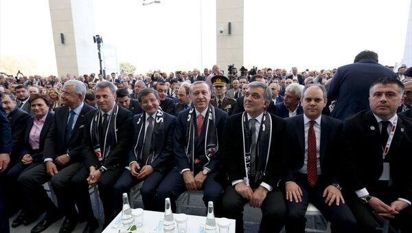 Vodafone Arena açılış - Sputnik Türkiye