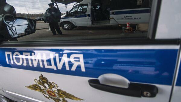 Rus polis arabası - Sputnik Türkiye