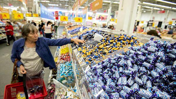 Çin, Rus çikolata ve tatlılarına doymuyor - Sputnik Türkiye