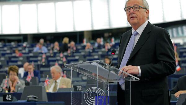 Avrupa Komisyonu Başkanı Jean-Claude Juncker - Sputnik Türkiye