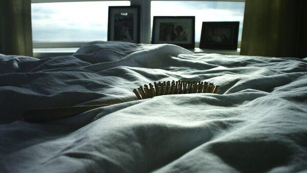 Sadakatsizliği tespit eden yatak üretildi - Sputnik Türkiye