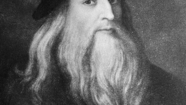 Leonardo Da Vinci - Sputnik Türkiye