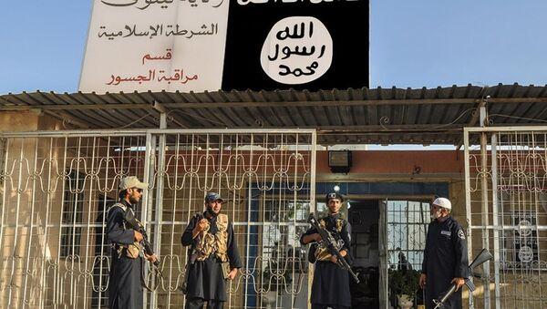 IŞİD - Irak - Sputnik Türkiye