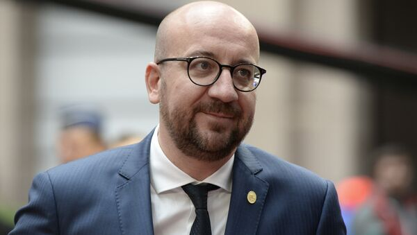 Charles Michel. - Sputnik Türkiye