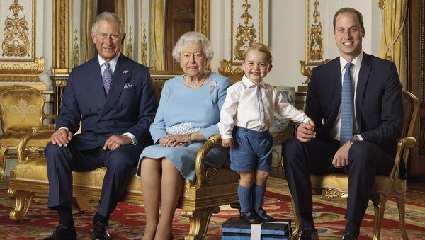 İngiltere Kraliyet Ailesi - Sputnik Türkiye