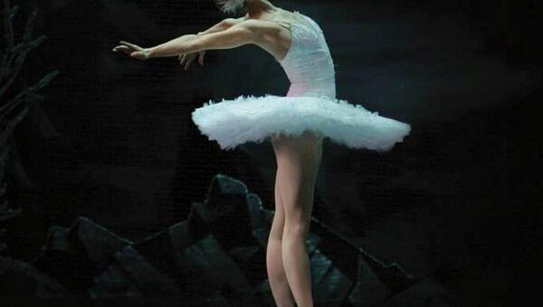 Rus balerin İrina Kolesnikova - Sputnik Türkiye