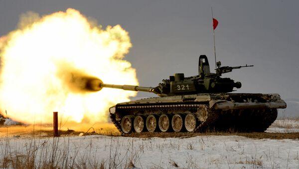 T-72 tankı - Sputnik Türkiye