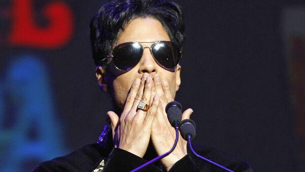 ABD'li şarkıcı Prince Rogers - Sputnik Türkiye