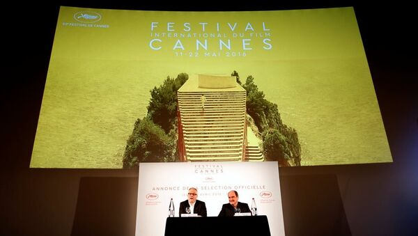 69. Cannes Film Festivali - Sputnik Türkiye
