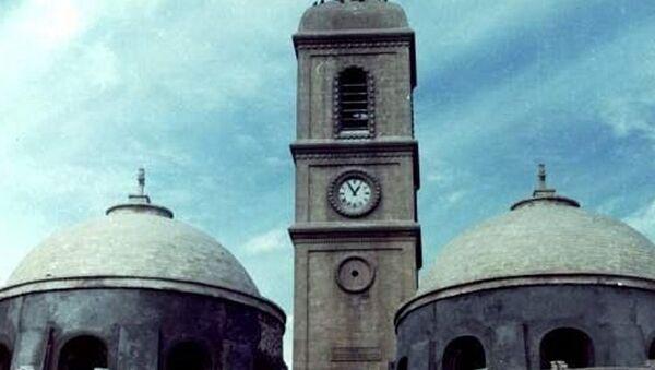 Musul'daki Saat Kilisesi - Sputnik Türkiye