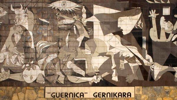 Guernica-Picasso - Sputnik Türkiye