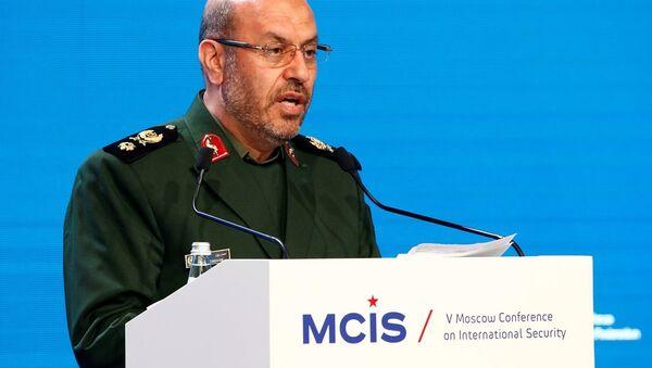 İran Savunma Bakanı Hüseyin Dehkan - Sputnik Türkiye