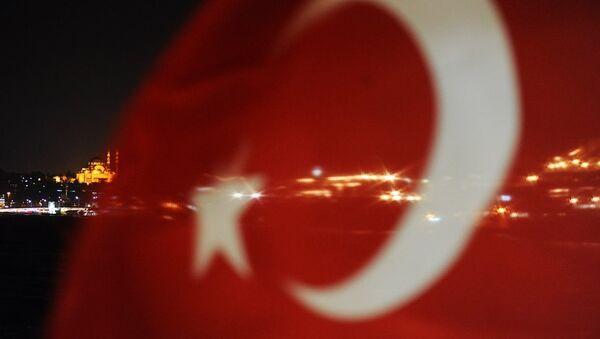 Türkiye - bayrak - laiklik - Sputnik Türkiye