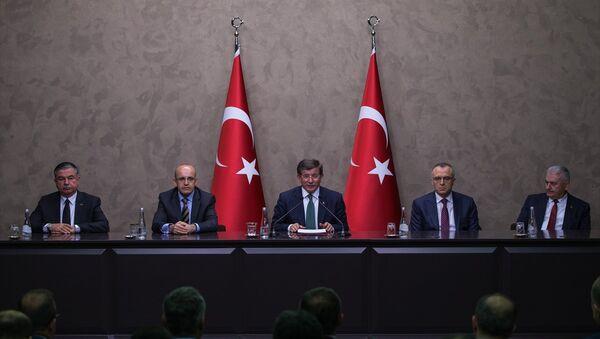 Ulaştırma Bakanı'nın 'koltuk kavgası' - Sputnik Türkiye