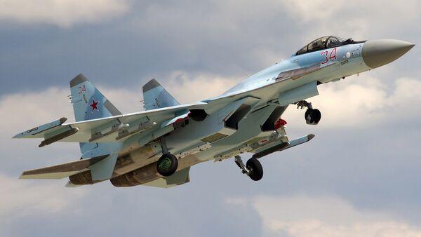 Sukhoi Su-35S - Sputnik Türkiye